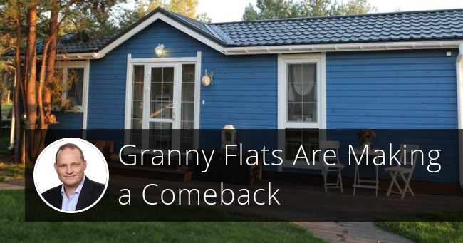 Granny Flats Are Making a Comeback