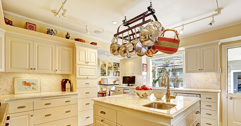 Add Kitchen Storage Space when Remodeling