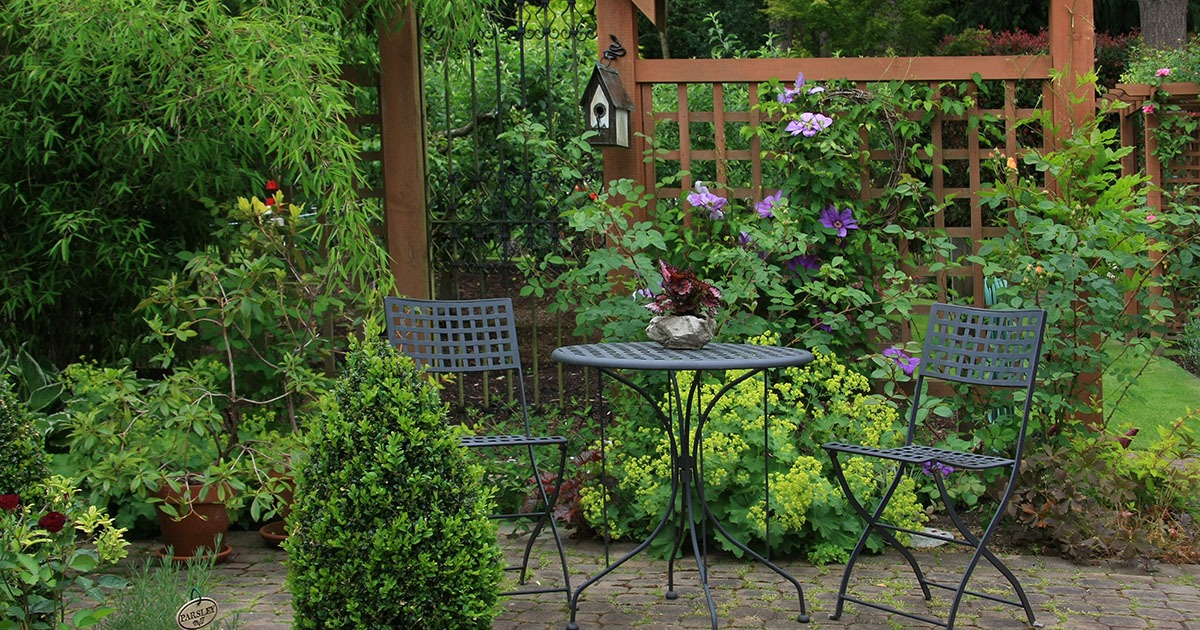 Seven privacy projects to make your outdoor space a little more secluded.