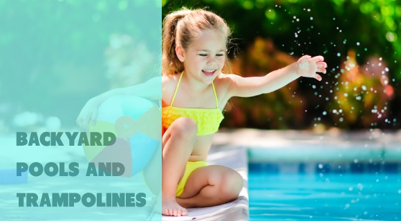 Backyard Pools Trampolines Attractive Nuisance Liability